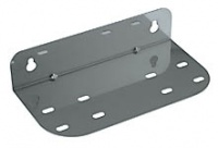 10 Inch Double Bracket, SSteel