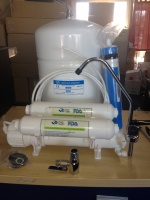 A Super Compact Undersink Reverse Osmosis