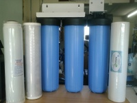 Iron Reduction Water Filter
